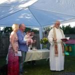 Home baptism